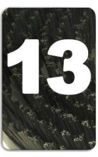 """13"""" - 330mm kefe"""
