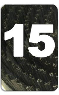 """15"""" - 381mm kefe"""