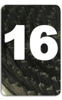 """16"""" - 406mm kefe"""
