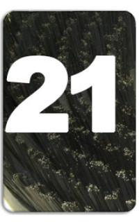 """21"""" - 530mm kefe"""