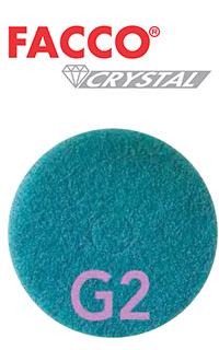 G2 gyémánt pad