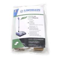 Lindhaus porzsák LS38